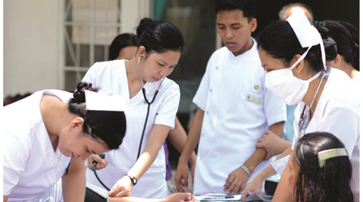 job satisfaction of nurses in the philippines Main factors influencing nurse job satisfaction — a cross-country study investigate the nurses' perception of job satisfaction attributes and how it varies with.