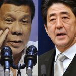 Japanese Prime Minister Abe Wants To Visit Duterte's House In Davao