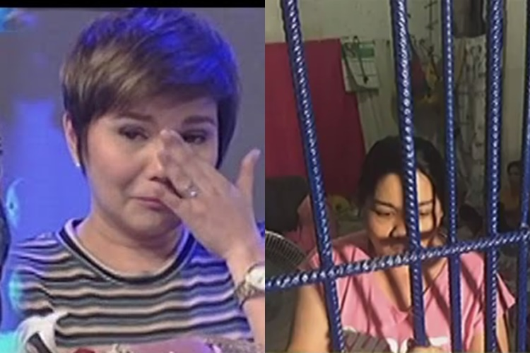 Watch: Housemaid Of Amy Perez Arrested By The Police Due To Theft