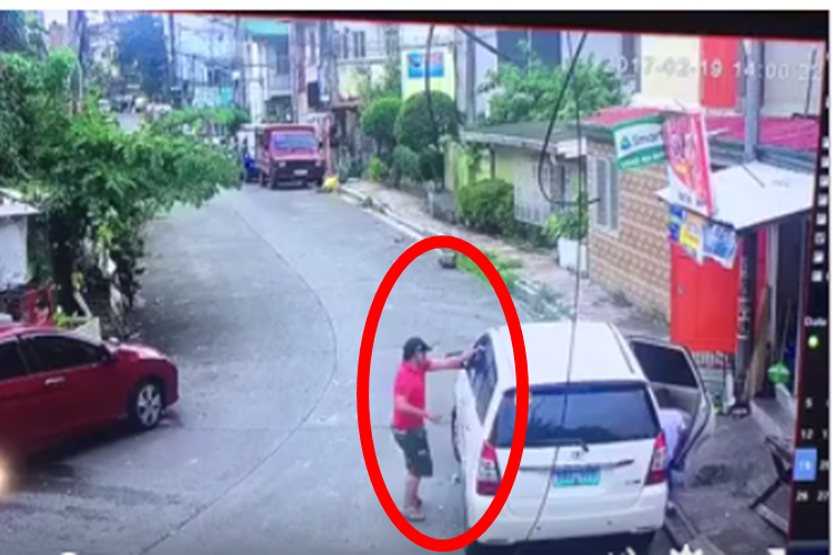 Viral: Man Shot In His Own Car While His Kids Were On The Backseat Caught On CCTV