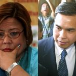 De Lima Says Duterte Administration Using Mancao Against Her Is Not Far From Happening
