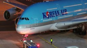Look: Korea-Bound Boeing 777 Aircraft Emergency Landing At NAIA