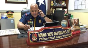 Dismissal Order For 200 Scalawag Police Signed By PNP Chief Dela Rosa