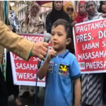 Viral: 4-Year-Old Duterte Supporter Impressed Everyone With His Powerful Speech