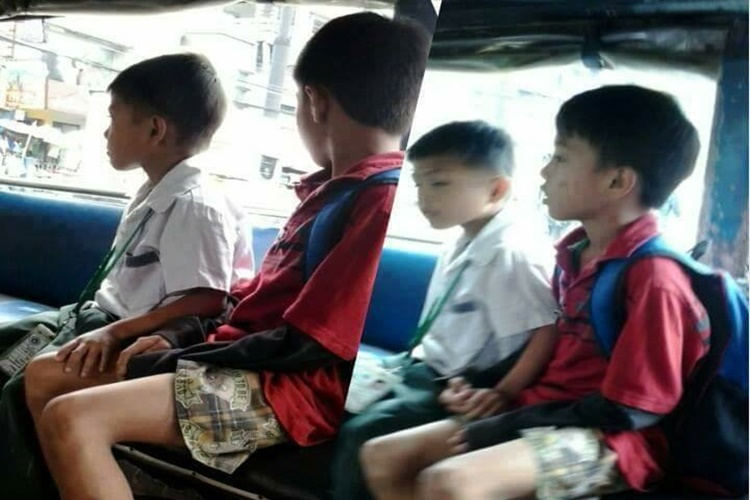 Netizen Shares A Heart Touching Story Of The Two Brothers On A Jeepney