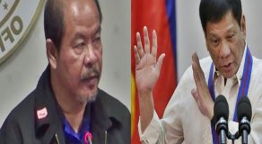 Read: Duterte Breaks Silence On Lascañas' Claims Against Him