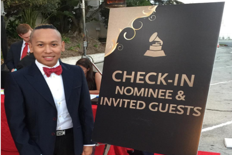 Pinoy Producer Wins Grammy Award In Los Angeles, California