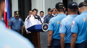 President Duterte Admits Money Given To Police Officers For Drug Busts Operations