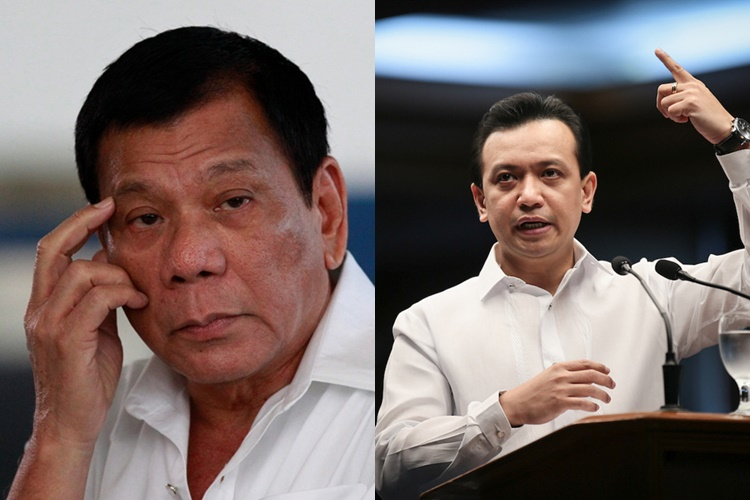 Senator Trillanes Revived Corruption Allegations Against Duterte And Vowed To Resign If Proven Wrong