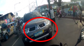 Viral: Car Driver Commits Counter Flow On Road, Video Goes Viral!