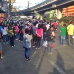 Jeepney Drivers Hold Transport Strike To Show Objection Against Governments' Order
