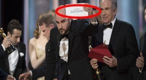 Oscars Mistake: Warren Beatty And Faye Dunaway Mistakenly Announced Wrong Winner