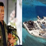 Duterte: Philippines Can't Stop China From Their Activities In Scarborough Shoal