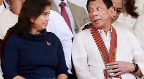 "President Duterte To VP Leni Robredo: ""Let's Have Dinner"""