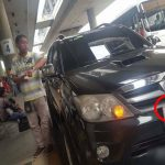 Look: Netizen Shares Complaint Against Mayor's Car Who Parked In A Disabled Space