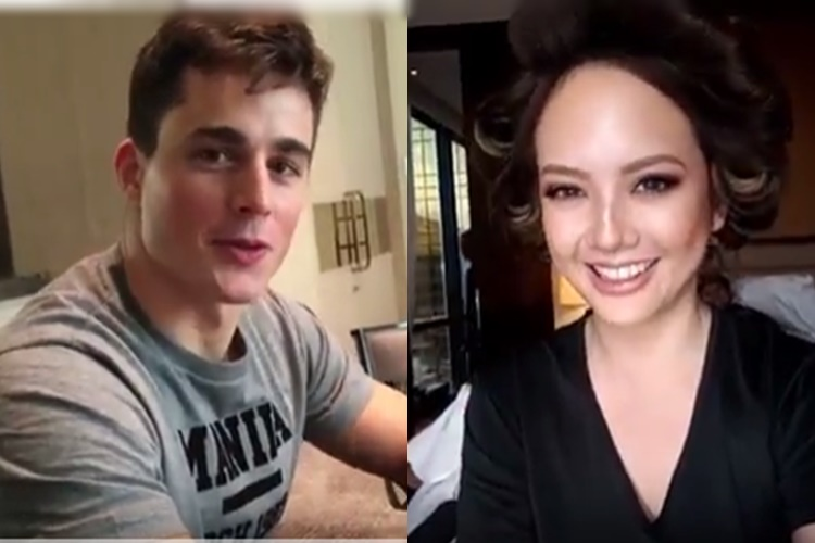 Pietro Boselli Excited to meet Ellen Adarna
