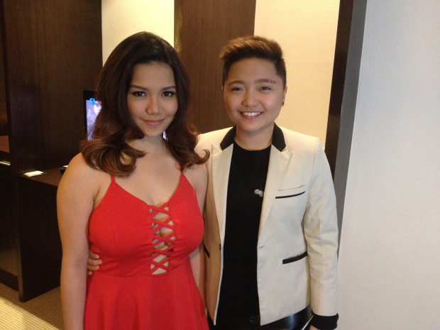 Image result for charice pempengco and alyssa quijano