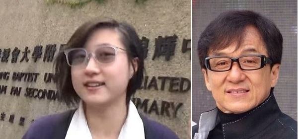 Jackie Chan's Daughter Etta Ng Allegedly Tried to Take Her ...