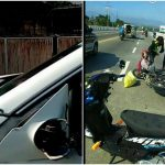 Netizen Slams Mercedes-Benz Driver After Fleeing From His Hit-And-Run Victim