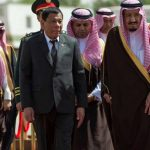 President Duterte Personally Toured By Saudi King On His Private Residence