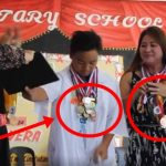 """12-Year-Old Student """"Joshua Santiago"""" Graduates With 58 Medals"""