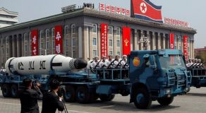 Yonhap News Agency: North Korea Performs Large-Scale Artillery Exercises