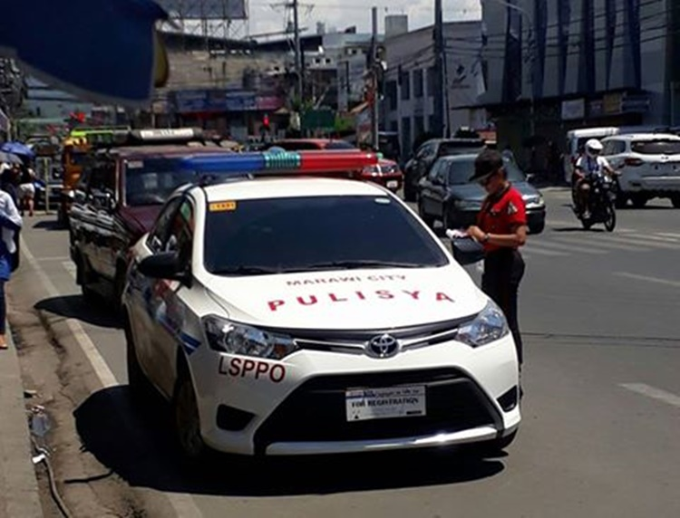 Courageous Traffic Enforcer