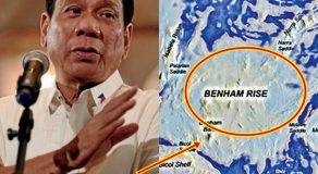 Benham Rise Now Renamed To 'Philippine Rise'