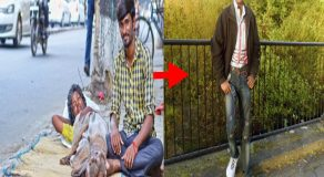 "Former Indian Beggar ""Jayavel"" Now Studies At Cambridge University"