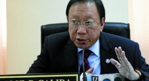 Sol. Gen Jose Calida Accused As Ghost Employee Over Failure To Submit DTR