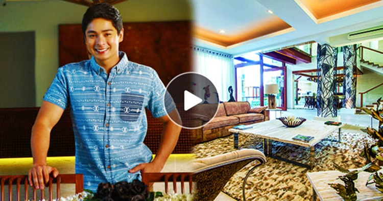Must See Take A Peek At The Beautiful House Of Coco Martin