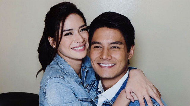 Image result for Erich Gonzales and Daniel Matsunaga
