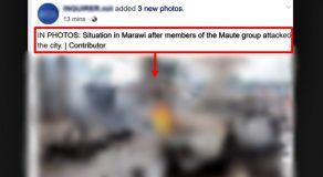 Netizens Slam Inquirer For Allegedly Spreading Fake News About Marawi Incident