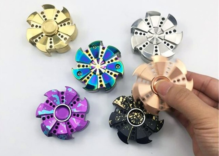 Learn More About Fidget Spinners As The Latest Craze