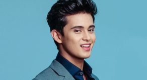 SPOTTED: James Reid Waiting in Line to Order in a Fast-food Chain