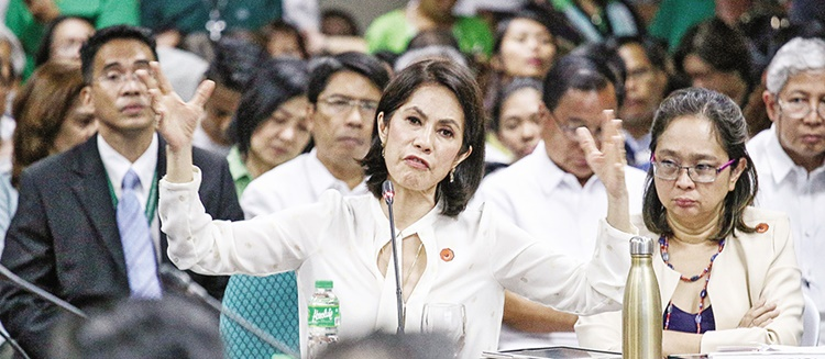 Gina Lopez' Appointment