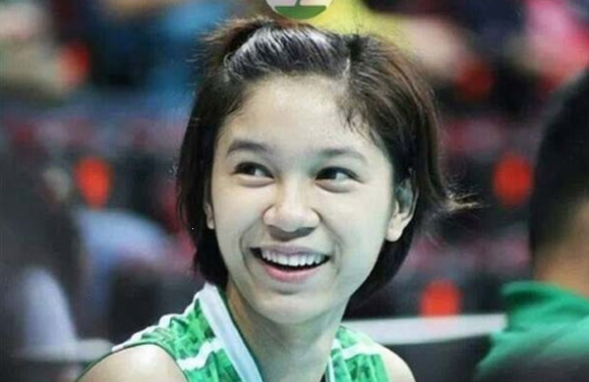 Mika Reyes Named Team Captain Of Philippine Women S Volleyball Team