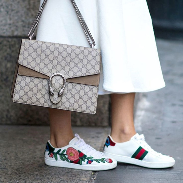 8a523163ee6a List Of Pinay Female Celebrities Using Gucci Shoes Amounting Over P26k