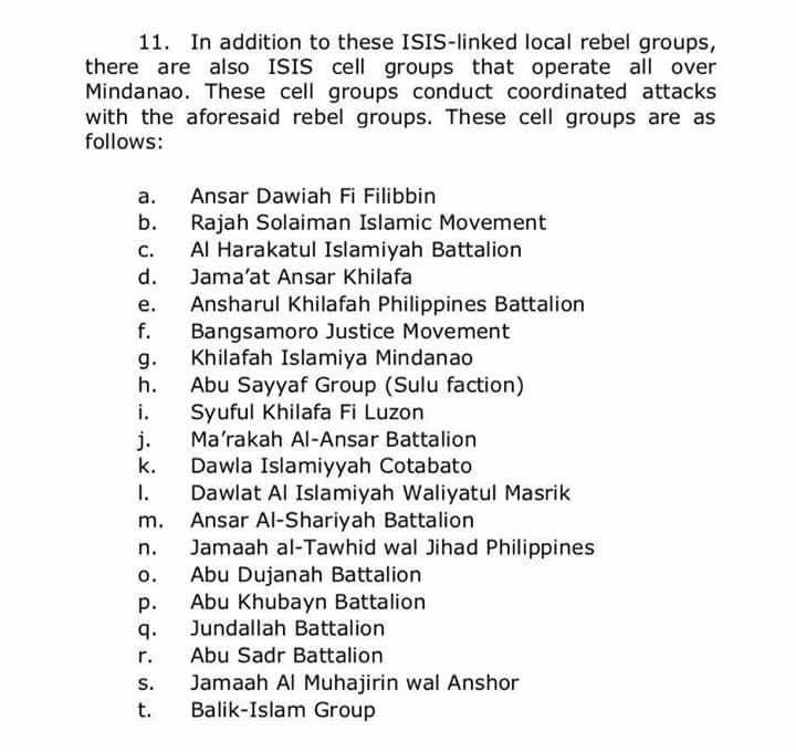 isis cell groups