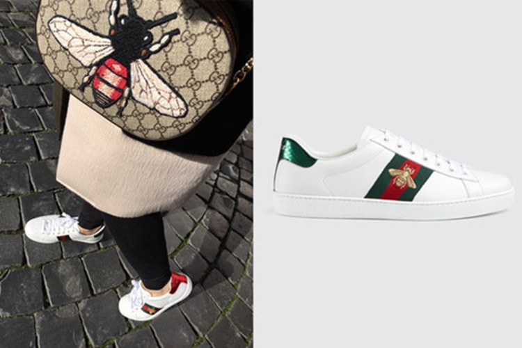 d812ca797dd8 List Of Pinay Female Celebrities Using Gucci Shoes Amounting Over P26k