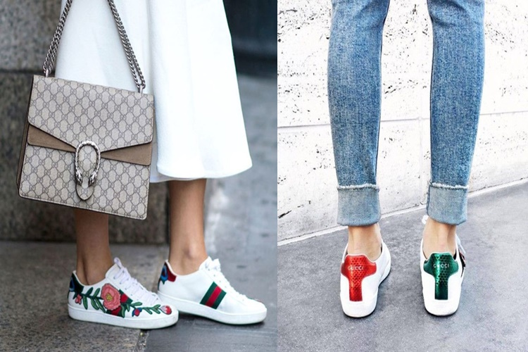 List Of Pinay Female Celebrities Using Gucci Shoes Amounting Over P26k
