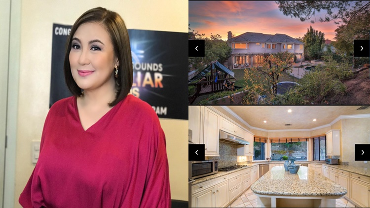 Sharon Cuneta's Mansion