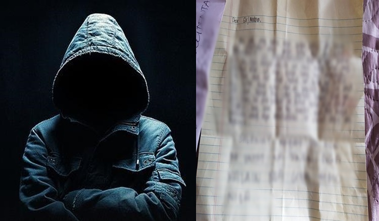 Anonymous Person Sent Letter Exposing Corruption Of Gbx