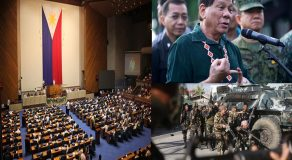 Duterte's Request Of Martial Law Extension In Mindanao Approved By Congress