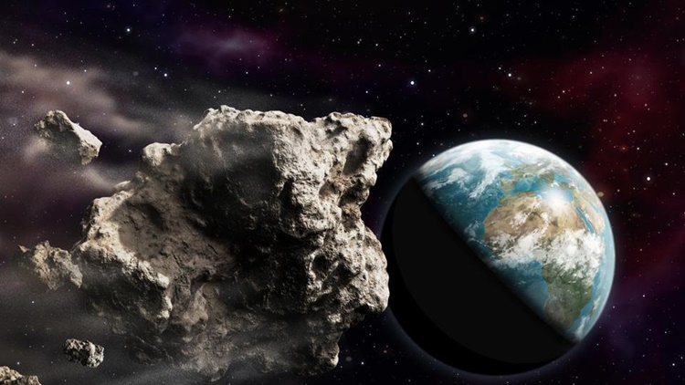 biggest asteroid ever to hit earth - photo #38