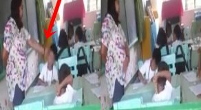 Video Of Abusive Teacher Who Slaps Her Elementary Student Goes Viral
