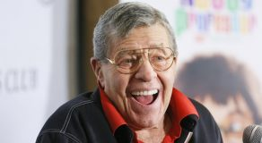 Comedian Jerry Lewis Passed Away At The Age Of 91