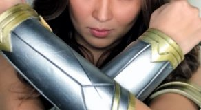 Kathryn Bernardo as Wonder Woman, Tags Gal Gadot (Photos)