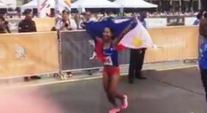 Mary Joy Tabal Gets First Gold For Philippines At Sea Games 2017
