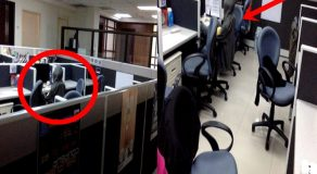 Netizen Shares Experience On Alleged Horrifying Ghost Encounter Inside Office
